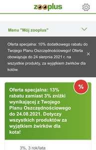 10% dodatkowego rabatu (plan oszczędnościowy)