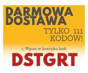 Darmowa dostawa w sklepie nastopy.pl