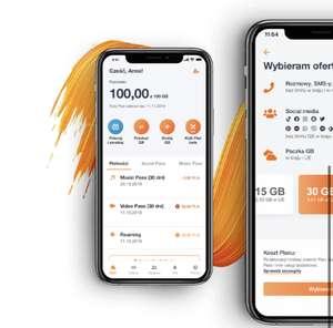 1 zł za pierwszy miesiąc w Orange Flex, nawet 100 GB z 5G, dla nowych klientów, indywidualnych i JDG