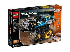 Lego 42095 Sterowana Wyścigówka Kaskaderska