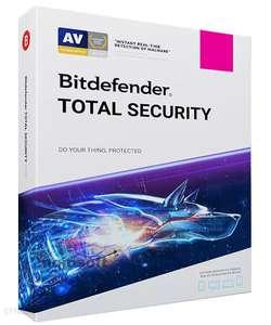 Bitdefender Total Security 180dni za darmo