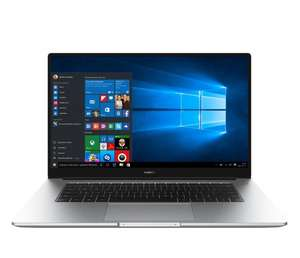 Laptop Huawei MateBook D 15 i3-10110U/8GB/256/Win10/srebrny