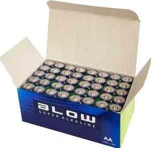 Okazja dnia allegro bateria AA R6 40szt