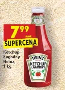 Ketchup Heinz 1kg Biedronka