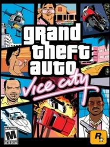 Grand Theft Auto: Vice City Rockstar CD Key