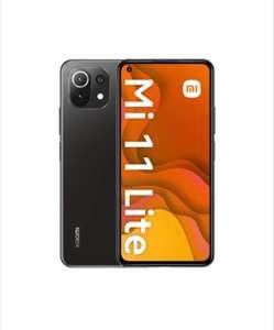 Smartfon Xiaomi Mi 11 lite 4g + Mi watch lite 6/64 i 6/128