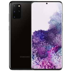 """Smartfon SAMSUNG Galaxy S20+ 8/128GB 6.7"""" 120Hz Czarny SM-G985, filmy w 8K"""