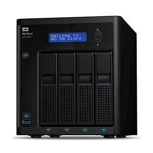 Serwer plików NAS WD My Cloud EX4100 40TB (1212,7 euro, hiszpański Amazon cena z polskim VAT i dostawą)