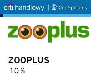 10% zniżki do Zooplus od Citi Specials MWZ 169zł