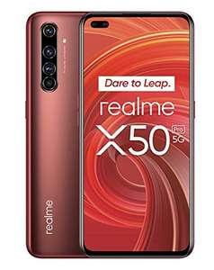 "Smartfon Realme X50 Pro 5G 8/128 GB z Amazon WHD. Amoled 6.44"" Snapdragon 865, stereo, 65W, NFC, 4+2 aparaty."
