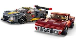 LEGO Speed Champions 76903 Chevrolet Corvette C8.R i 1968 Chevrolet Corvette