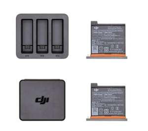 DJI Osmo Action Charging Kit zestaw do ładowania z akumulatorkami