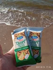 Pieczywo chrupkie Melvit Międzyzdroje plaża