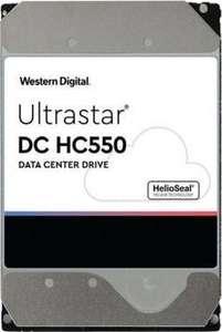 """Dysk HDD Western Digital Ultrastar DC HC550 18TB 3.5"""" SATA WUH721818ALE6L4 0F38459"""