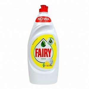 Fairy płyn do naczyń 1+1 750ml (3.66 za 1L)@Biedronka