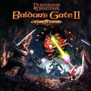Baldur's Gate II: Enhanced Edition (klucz STEAM) na Amazonie za 15,50 zł / (3,99$)