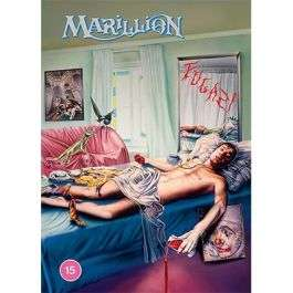 Marillion Fugazi 3CD + BLURAY
