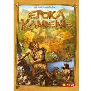 gra planszowa Epoka kamienia (BGG 7,6) w Empiku