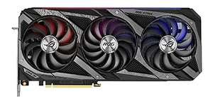 Karta graficzna ASUS ROG Strix GeForce RTX 3070 TI 8 GB OC Edition Gaming AMAZON.de