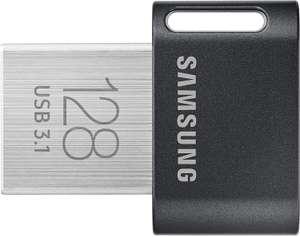Pendrive Samsung FIT Plus 128 GB Typ-A 400 MB/s USB 3.1 Flash Drive (MUF-128AB/APC) Amazon.pl