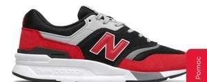 New Balance CM997HVP czerwone
