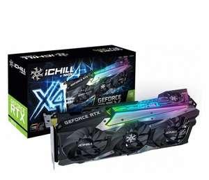 Karta graficzna INNO3D GeForce RTX 3070 iChill X4 LHR 787,99 €