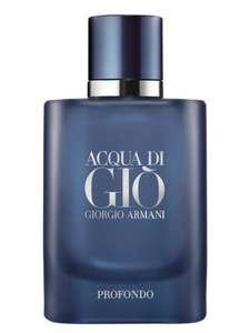 Giorgio Armani Acqua di Giò Profondo 200ml (-15% za newsletter) woda perfumowana