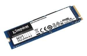Dysk SSD Kingston NV1 500 GB M.2 2280 PCI-E x4 Gen3 NVMe 2100/1700 Mb/s