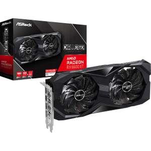[DE] Karta graficzna 8GB ASRock Radeon RX 6600 XT Challenger D Retail €419 [DE]