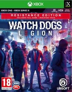 Watch Dogs Legion Xbox One, PS4 (edycja Resistance)