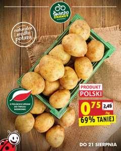 Ziemniaki polskie wczesne, cena za 1 kg