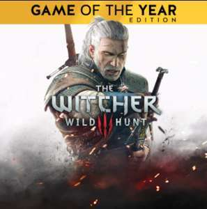 The Witcher 3: Wild Hunt – Game of the Year Edition za 20,12 zł w Tureckim PS Store