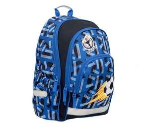 Hama plecak szkolny Blue Soccer