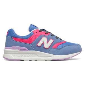 Juniorskie buty New Balance w promocji w @Fitanu - przykłady
