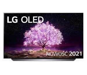 Telewizor OLED LG 65 C1 OLED65C11LB w promocji bez obowiązkowych dodatków