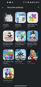 Gry studia MARMALADE (Android) - m. in. Monopoly, Cluedo