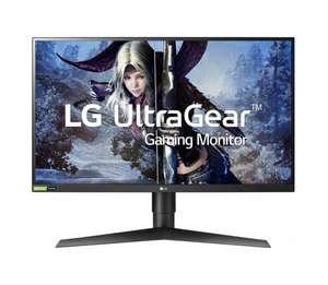Monitor LG 27GL83A-B 144hz HDR10 prawie 27GL850 APLIKACJA