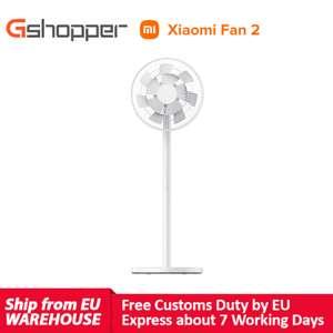 Wentylator podłogowy Xiaomi Mi Smart Fan 2 z wysyłką z Hiszpanii @ Gshopper