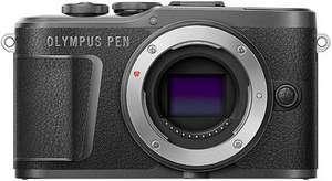 Aparat bezlusterkowy Olympus E-PL10 + 14‑42MM Pancake + 45mm f/1.8 (3 kolory do wyboru) @ Olympus