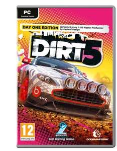 Dirt 5 PC kod