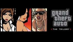 Grand Theft Auto Trilogy na PC za 27,45 zł (możliwe 23,32 zł) w Humble Store @ Steam