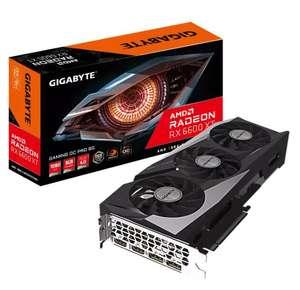 [DE] Gigabyte Radeon 6600 XT GAMING OC PRO 489. 99€
