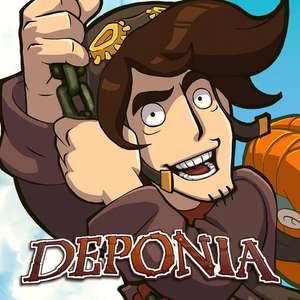 Gry z serii Deponia za 8 zł w Nintendo eShop @ Switch