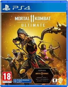Mortal Kombat 11 Ultimate PL PS4 PS5