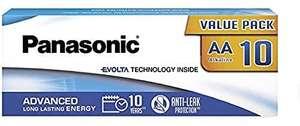 Baterie alkaliczne Panasonic EVOLTA AA 10 szt