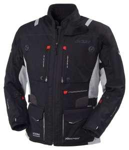 Motocyklowa kurtka tekstylna i wiele innych