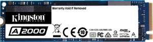 Dysk SSD Kingston A2000 500 GB M.2 2280 PCI-E x4 Gen3 NVMe