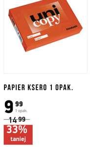 Papier ksero A4 500 arkuszy /Intermarche/