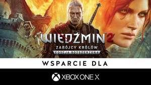 Wiedźmin 2: Zabójcy Królów - Edycja Rozszerzona (Xbox One, Xbox Series S/X) w Węgierskim i Polskim MS Store
