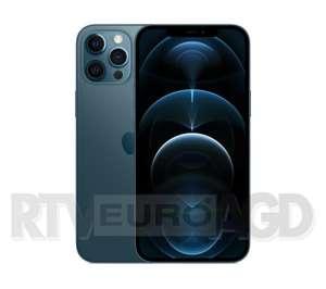 Apple iPhone 12 Pro Max 512GB (niebieski) | RTV EURO AGD